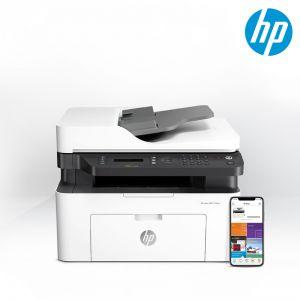 [4ZB84A] HP Laser MFP 137fnw Printer 3Yrs