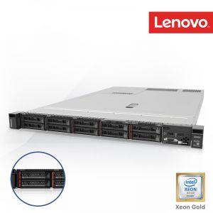 [7X02S4UW00] Lenovo ThinkSystem SR630 Xeon Gold 5120 14C 2.2GHz 1x32GB (2Rx4 1.2V) RDIMM '8/8 SFF SATA/SAS 930-8i 2GB Flash PCIe 2x750W 3Yrs onsite