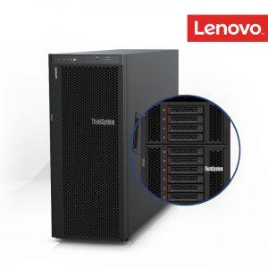 [7X10S3HW00] Lenovo ThinkSystem ST550 Xeon Silver 4210 10C 2.2GHz 1x16GB (1Rx4 1.2V) RDIMM 2.5 SATA/SAS 8-Bay 930-8i 2GB Flash PCIe 2x750W 3Yrs onsite