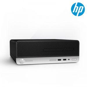 HP ProDesk 400 G6 SFF i5-9500 4GB 500GB DVDRW DOS 3Yrs onsite