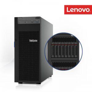[7Y45S0J200] Lenovo ThinkSystem ST250 Intel Xeon E-2124G 4+2C 71W 3.4GHz 1x 8GB RAID 530‑8i Open Bay SAS 2.5-in HS 1x DVD‑RW 1x550W PSU XCC Std 3Yrs onsite