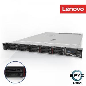 """[7Y99S1P400 ] Lenovo ThinkSystem SR635 AMD EPYC 7302 16C 155W 3.0GHz Processor 1x16GB TruDDR4 3200MHz 530-8i PCIe 12Gb 8x 2.5"""" SAS Open bay OCP 4x1Gb PSU 2x750 3Yrs onsite"""