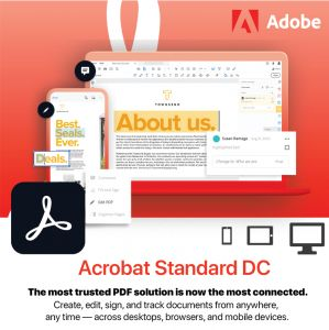 Acrobat Standard DC for teams Windows