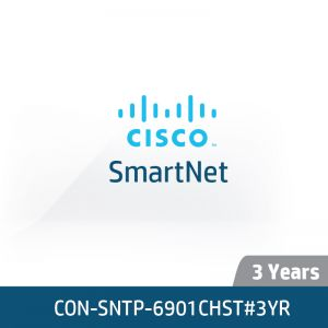 [CON-SNTP-6901CHST#3YR] Cisco SmartNet 24*7*4 - 3 Years