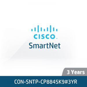 [CON-SNTP-CP8845K9#3YR] Cisco SmartNet 24*7*4 - 3 Years