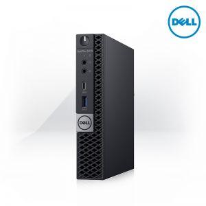 Dell Optiplex 5070 Micro i5-9500T UMA 8G 256SSD+1TB Win10Pro WLAN VGA 3Yrsrs ProSupport