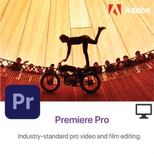 Adobe Premiere Pro for teams Multiple Platforms 1Yr