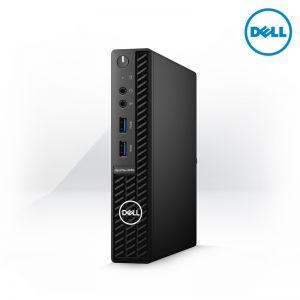 [SNS38MC001] Dell Optiplex 3080 Micro i3-10100T UMA 4G 500 Ubu WLAN VGA 3Yrs
